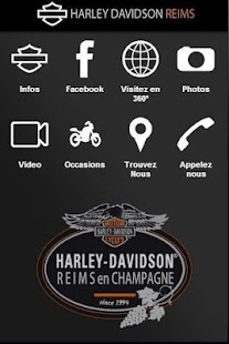Harley Davidson Reims - screenshot