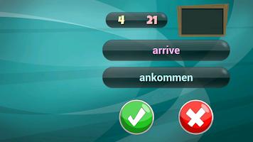 Screenshot of LingLing Learn German