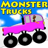 App Monster Trucks For Kids APK for Windows Phone