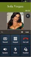 Screenshot of Celebrity Call (Women)