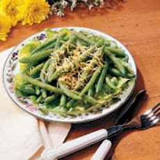 Tex-Mex Green Bean Salad