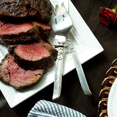 Roasted Beef Tenderloin with Henry Bain Sauce Recipe