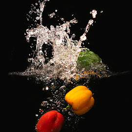 Splash #18 by Rakesh Syal - Food & Drink Fruits & Vegetables