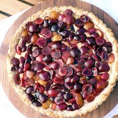 Rustic Nut Tart Recipe   Yummly