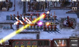 Screenshot of Defense Matrix: Alien Invasion