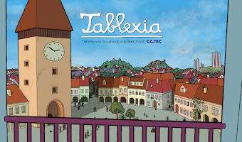 Screenshot of Tablexia