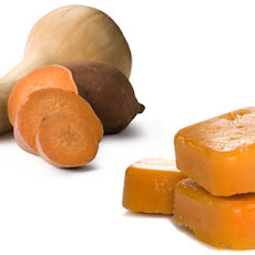 Sweet Potato and Squash Baby Food