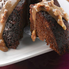 Christmas Toffee Pudding