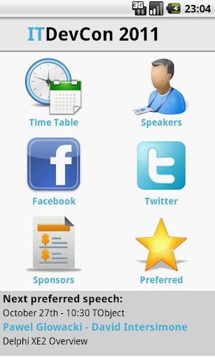 免費商業App|ITDevCon 2011|阿達玩APP