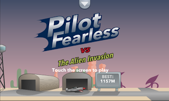 Screenshot of Pilot Fearless