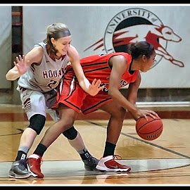 UIndy VS William Jewell womens Basketball 8 by Oscar Salinas - Sports & Fitness Basketball