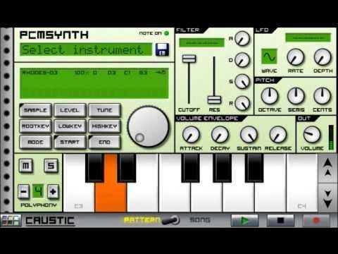 SBS Juno Caustic Sound Pack - screenshot