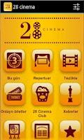 Screenshot of 28 Cinema