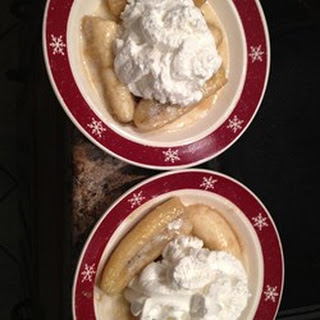 Sauteed Bananas Dessert Recipes