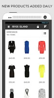 Screenshot of River Island
