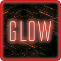 GLOW RED Theme icon