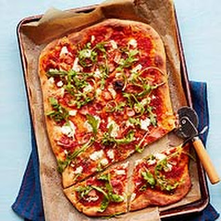 Ricotta Pizza Arugula Recipes
