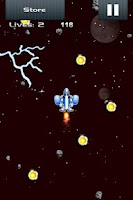 Screenshot of Space Racing