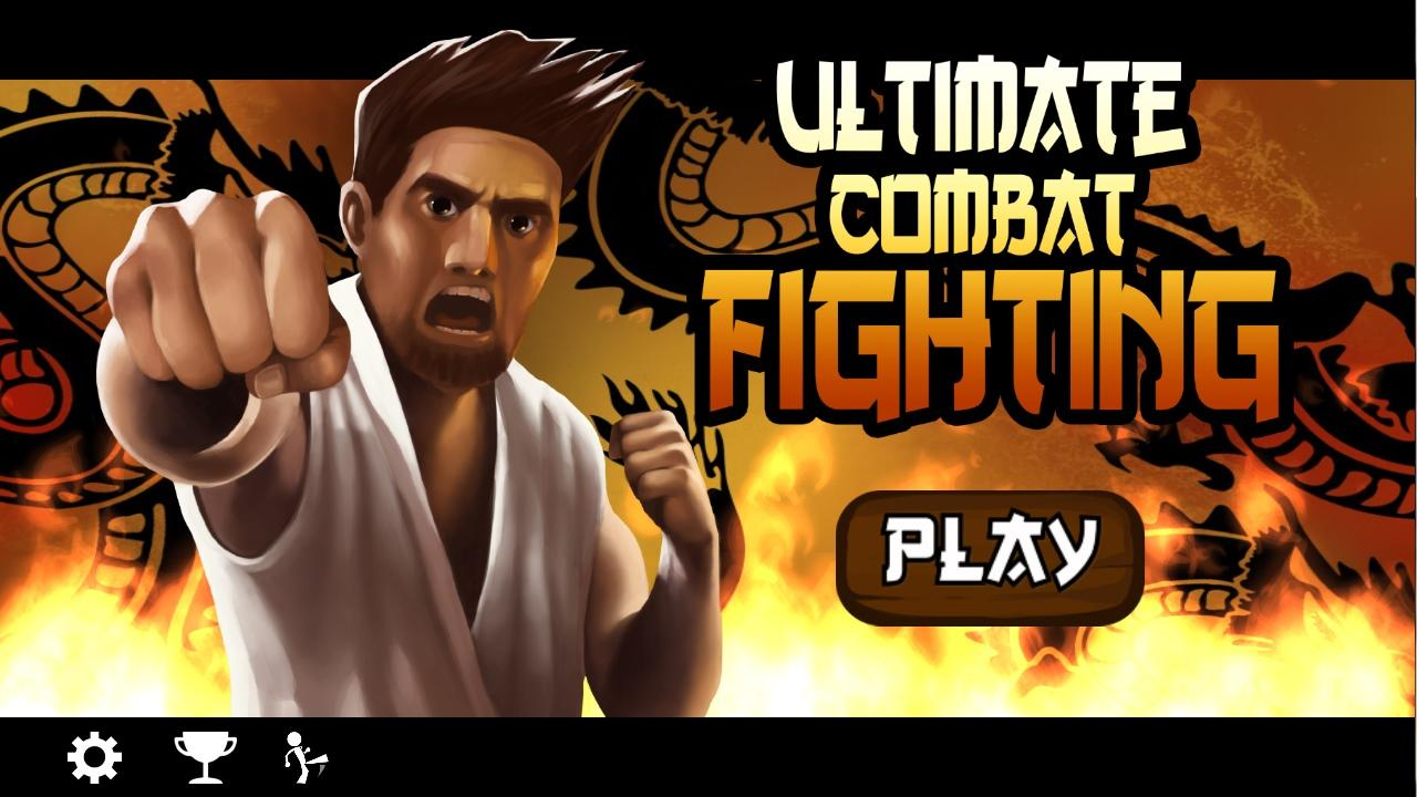 Ultimate Combat Fighting Screendshot 6