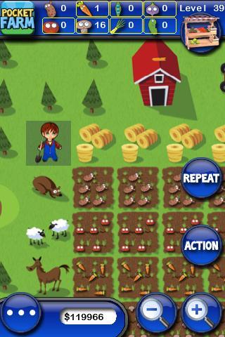 Pocket Farm