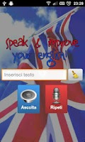 Screenshot of Speak & improve your english