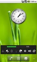 Screenshot of Power Control Widget