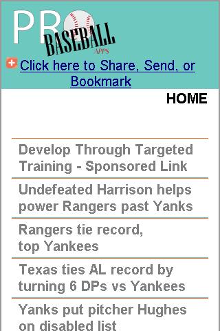 New York Bronx Baseball News