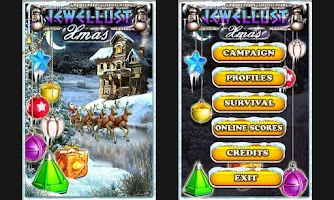 Screenshot of Jewellust Xmas