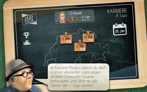 Jass Liga - screenshot