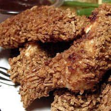 Hg's Fiber-Ific Fried Chicken Strips - Ww Points = 5