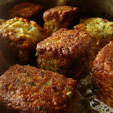Chickpea and Herb Falafel