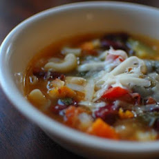 Olive Garden's Minestrone Soup