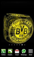 Screenshot of 3D Borussia Dortmund Wallpaper