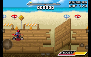 Screenshot of GBA.emu