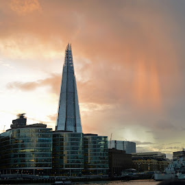 The Shard by James Booth - Buildings & Architecture Office Buildings & Hotels