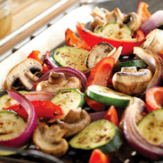 Herb Grilled Vegetables