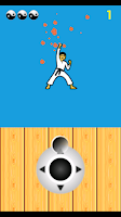Screenshot of Karate Brick