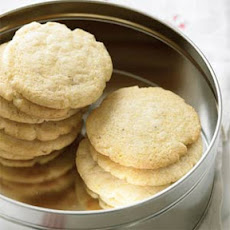 Cornmeal-Fennel Cookies