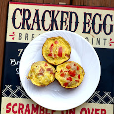 Egg Biscuit Cups