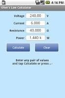 Screenshot of Electrician's Helper