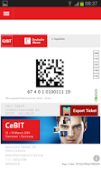 Screenshot of CeBIT