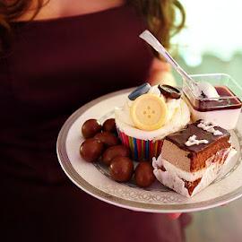 Sweet things by Nicu Buculei - Food & Drink Candy & Dessert ( cake, sweet, plate, dessert )