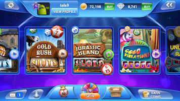 Screenshot of Wild Bingo - FREE Bingo+Slots