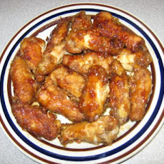 Japanese Chicken Wings ( Teriyaki )