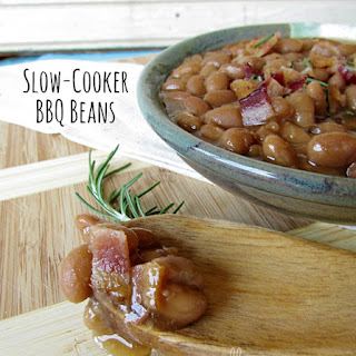 Slow Cooker BBQ Beans