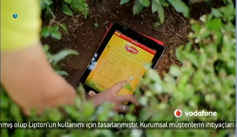 Screenshot of Kanal D İzle