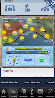 Screenshot of Meteolanterna