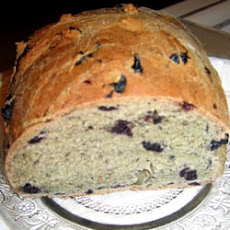 Blueberry Bread II