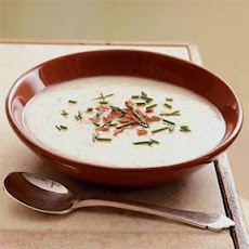 Creamy Potato-Apple Soup