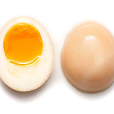 Japanese Marinated Soft Boiled Egg for Ramen (Ajitsuke Tamago)